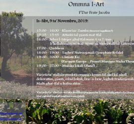Ommna l-Art (Attivitajiet tas-Sibt)