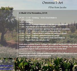 Ommna l-Art (Attivitajiet tal-Ħadd)